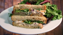 <h5>Health Nut Tuna on Multigrain</h5>