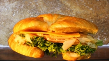 <h5>Turkey and Cheddar Croissant</h5>