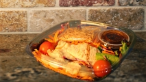 <h5>Asian Style Grilled Chicken Salad</h5>