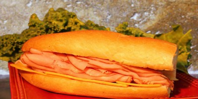 Big Tex Ham and Cheddar French Sub(4)
